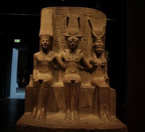 La Triade divina: Iside, Osiride e Horo