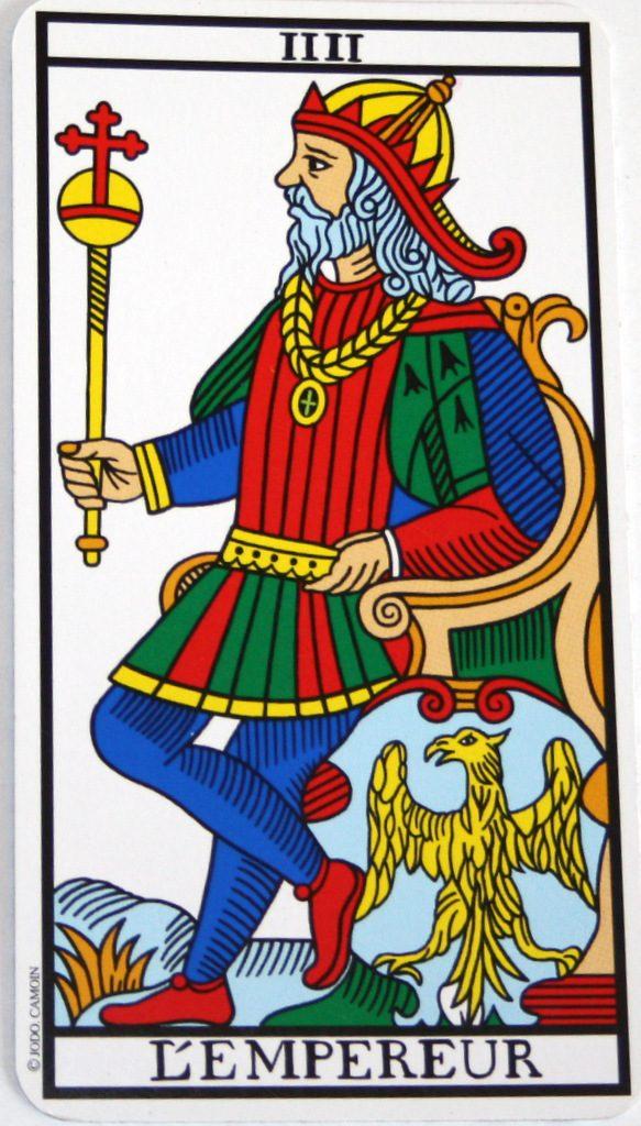 significato imperatore tarocchi