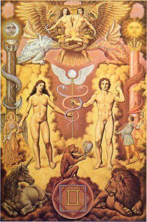 simbolo gemelli segno significato
