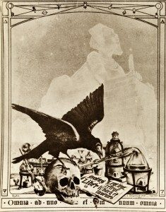 Simbologia Corvo