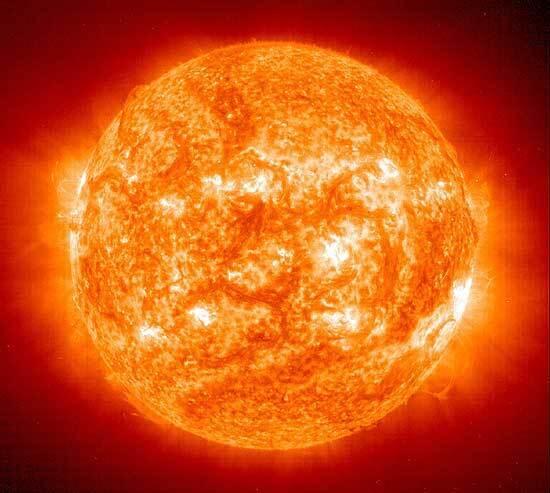 La simbologia del Sole