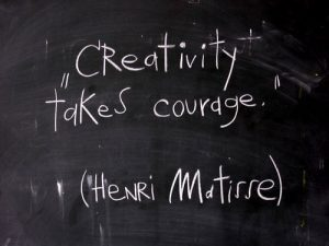 matissecreativity-takes-courage