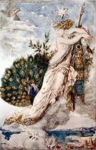 Simbologia Pavone