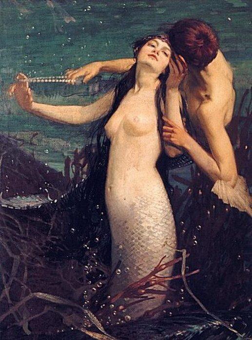mermaid escort sex på amager