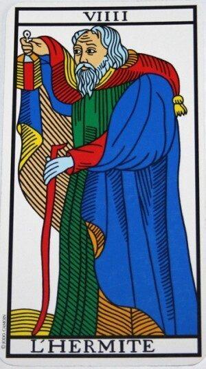 significato eremita tarocchi