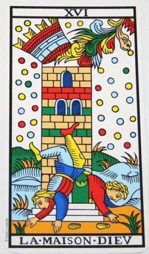 significato torre tarocchi