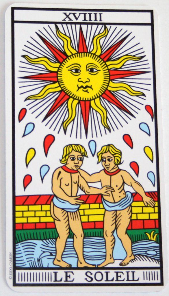 Significato Sole tarocchi