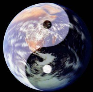 Yin e Yang: lo scorrere dell'energia cosmica