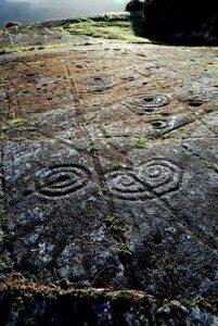 spirali pietra culto dea