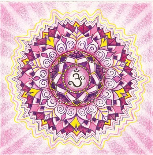 settimo chakra- immagine web