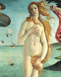 I simboli di Venere