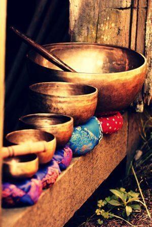 uso e benefici della campana tibetana