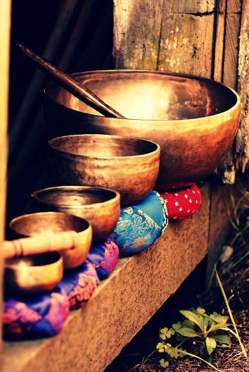 I benefici della campana tibetana