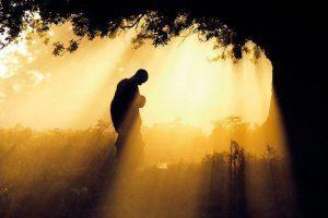 Preghiere: canali di Luce