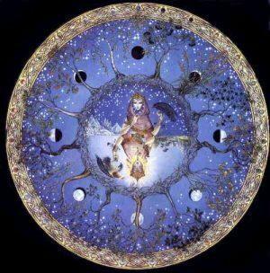 segno oroscopo druidi