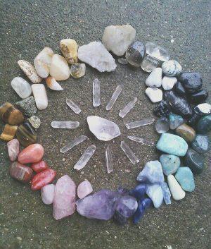 significato colore cristalli