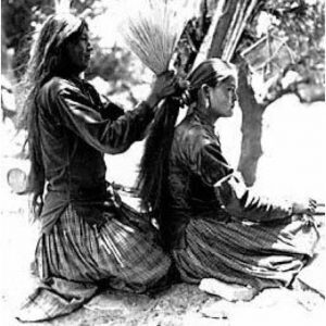The significance of long hair in Native American Cultures
