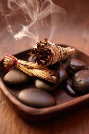 Metodo sciamanico per leggere le pietre