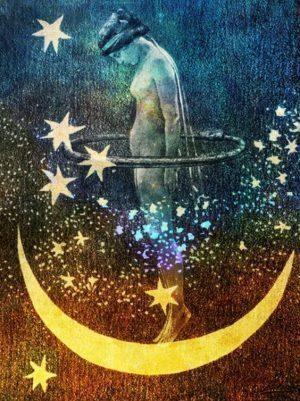 Luna piena del 12 gennaio: Purnavasu