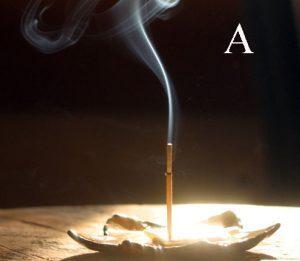 Come capire se ho purificato casa con l'incenso