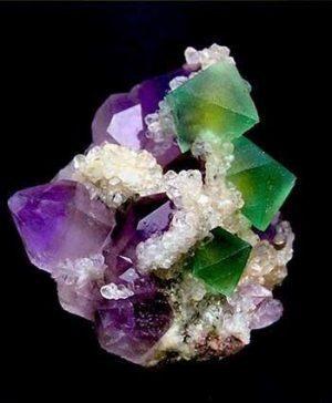 Druse di cristalli: come usarle