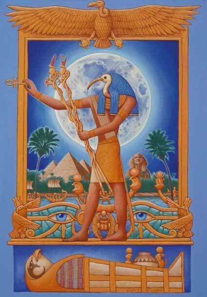 Simbologia dell'Ibis