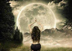 Meditazione di Luna piena