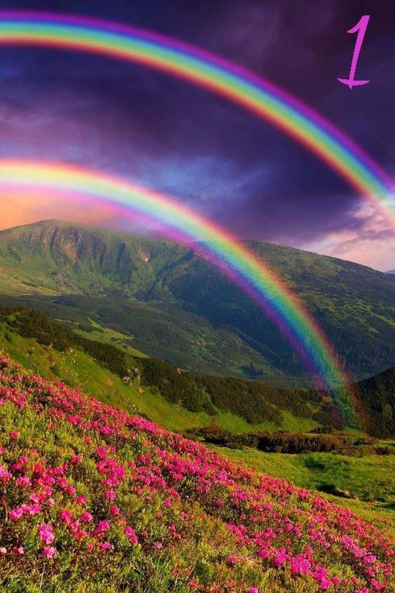 Ogni arcobaleno un messaggio