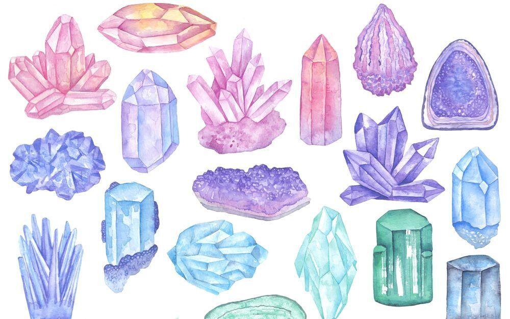 Tutti i colori delle pietre: usi e proprietà