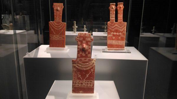 Mostra Idoli a Venezia: la Grande Madre e le Dame dell'Oxus
