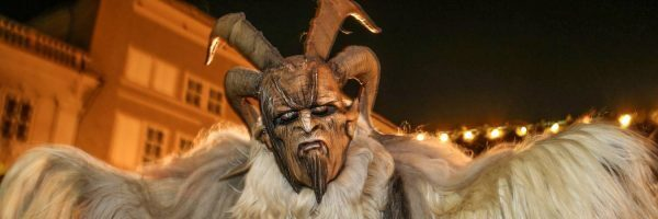 Krampus is coming oh-oh!