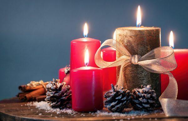 Proteggere la casa durante le festività natalizie