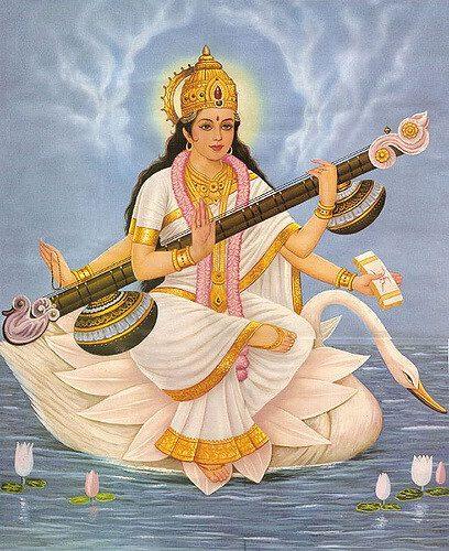 Vasanta Panchami: il giorno della gloriosa Sarasvati