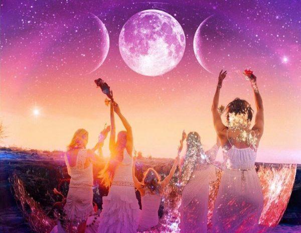 Luna piena del 9 marzo in Purva Phalguni: la stella della fortuna