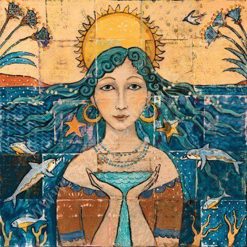 Come usare l'energia del mare per i tuoi incanti: abbondanza, protezione e purificazione