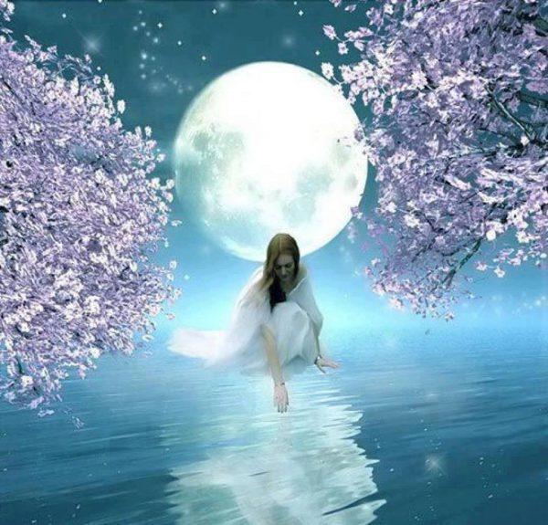 Luna nuova 5 aprile: abbondanza e rinnovamento