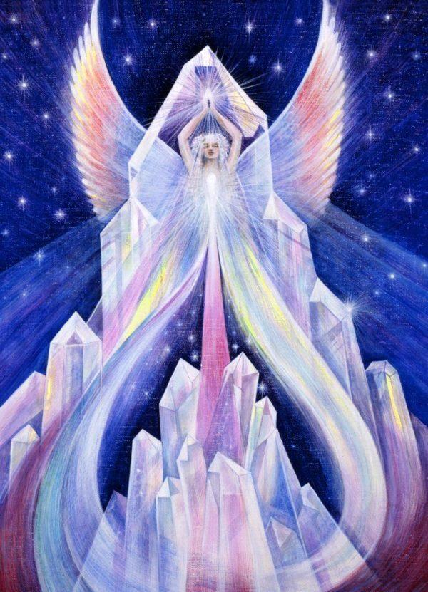 Perché i cristalli sono connessi all'energia angelica: i più potenti e come usarli