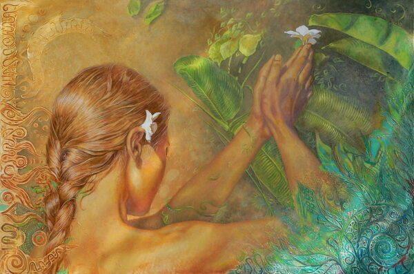 Luna nuova 3 giugno in Rohini:  l'esplosione dell'energia femminile sacra