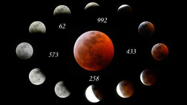 Un messaggio dall'eclissi