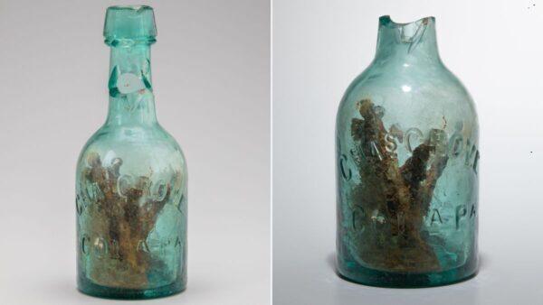 Le misteriose bottiglie della strega