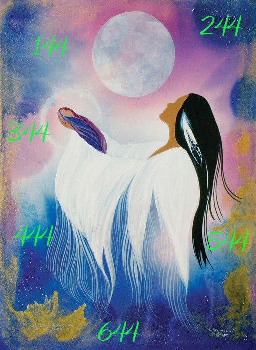 Messaggio di luna piena: 7 maggio 2020