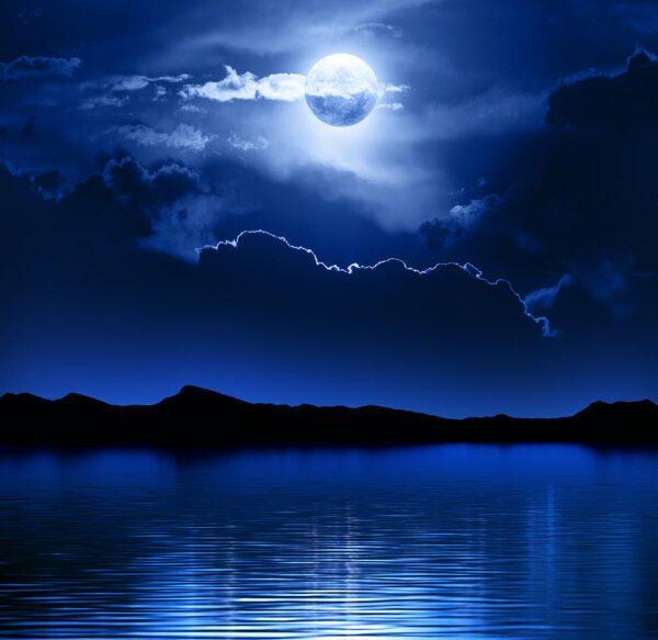 Luna piena 5 luglio in Purva Ashadha+eclissi: le acque del rinnovamento spirituale