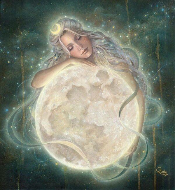 Luna piena in Sravana 3 agosto: l'ascolto come forma di amore e consapevolezza sacra