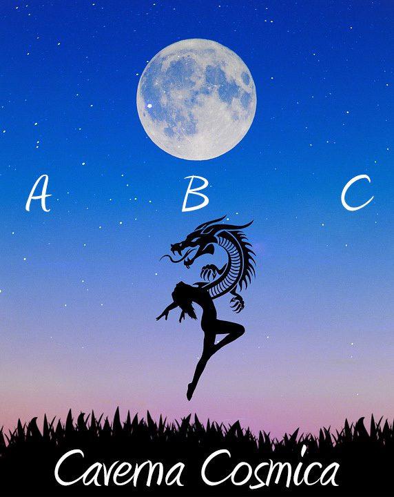 Gioco: un messaggio dalla luna del drago