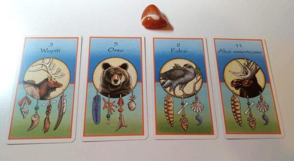 Un messaggio dalle carte sciamaniche di guarigione